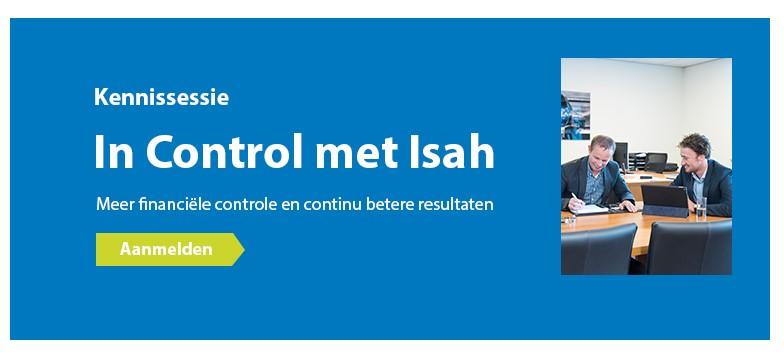 Sessie In Control met Isah
