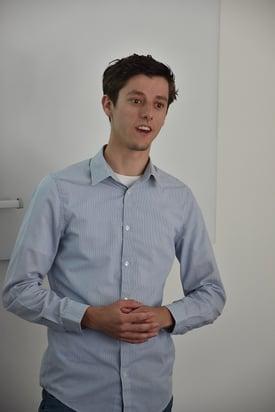 Ted presenteren Isah