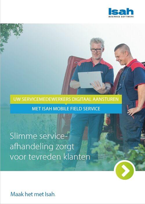 isah-kenniscentrum-leaflet-mobile-field-service-tevreden-klanten