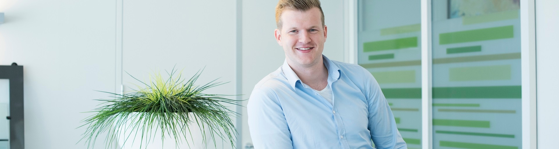 Functioneel Consultant Sjoerd ten Brinke: