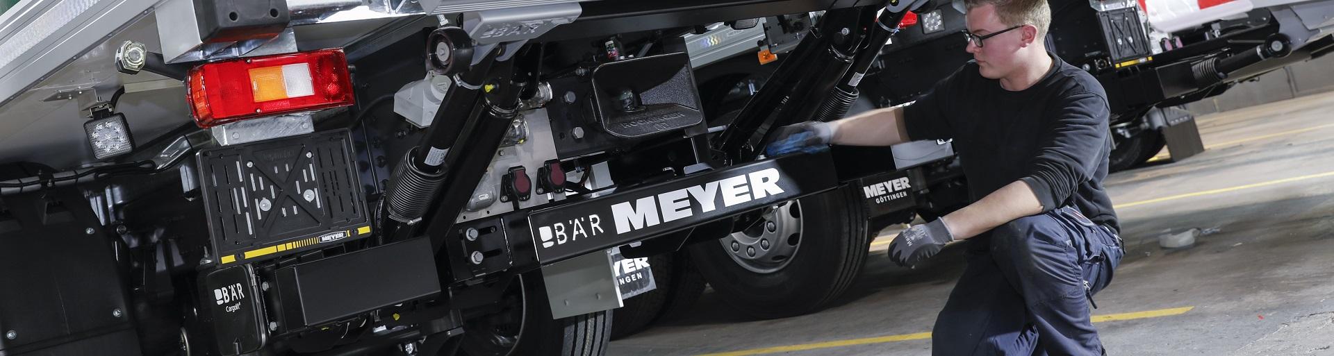 Wie das Karosseriewerk Meyer den Schritt zur Digitalisierung schaffte